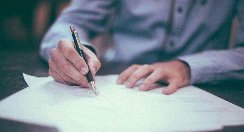 最初の契約